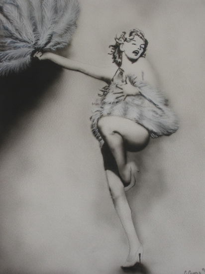 Marilyn Monroe par CARSS66